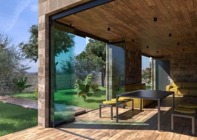 vetrate panoramiche roma