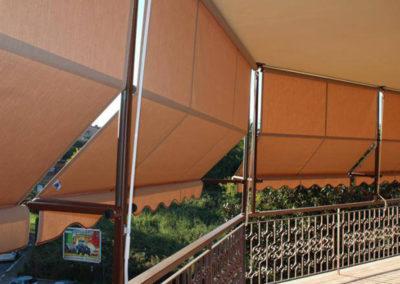 tende con guide roma monteverde